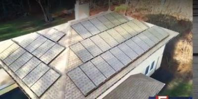 Entrepreneur wants to make solar panels more attractive