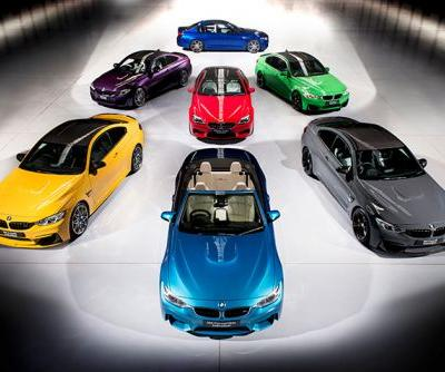 Some Of The Most Popular BMW Individual Colours For M Cars