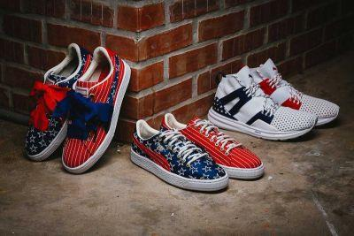 PUMA's 4th of July Pack Is Dynamite