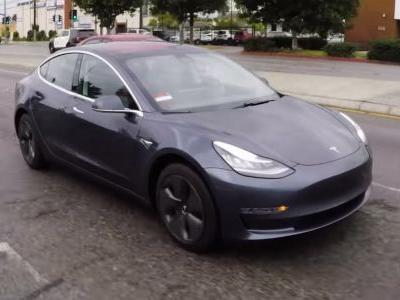 Edmunds Buys Its Own Tesla Model 3, Delivers First Impressions