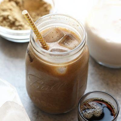 Post-Workout Cold Brew Protein Drink