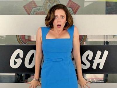 Watch Crazy Ex-Girlfriend's Rachel Bloom Hilariously React To The Emmys Snub