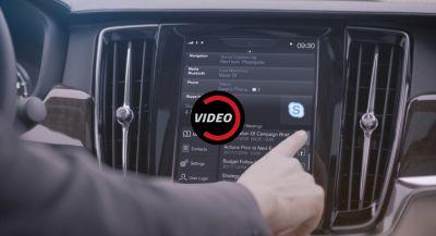Volvo Becomes The First Automaker To Put Skype In Cars