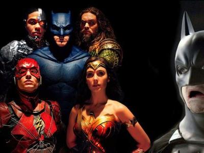 Justice League is the Lowest Grossing Film in DC Universe