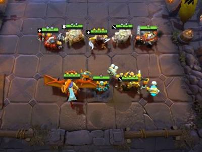 Dota Underlords is leaving Early Access and launching for real next week