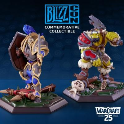 BlizzCon 2019 takes place November 1-2, first round of tickets go on sale next week