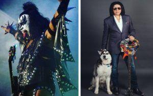 Rock Legend Gene Simmons Talks Dogs Exclusively With iHeartDogs