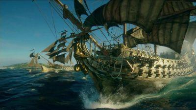 Skull and Bones is Ubisoft's Pirate Game, Releasing in Fall 2018