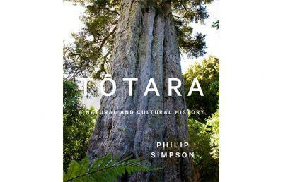We have three copies of Philip Simpson's beautiful book Totara to give away, valued at $75 each