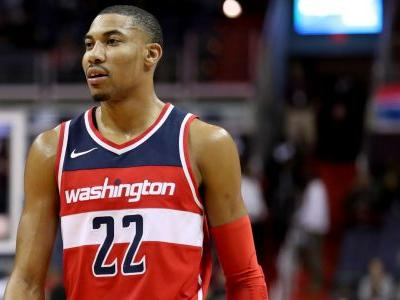 NBA playoffs 2018: Wizards' Otto Porter Jr. to miss Game 6, report says