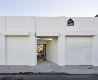 Dover Street Market Los Angeles Is Open For Business