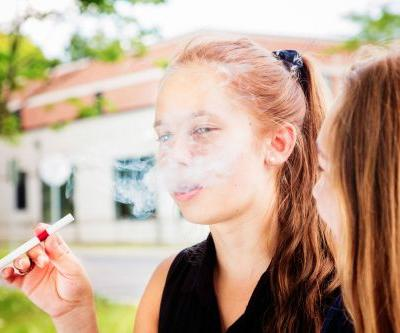 Most teen drug use is down, but officials fear vaping boom