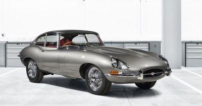 Jaguar Will Meticulously Restore And Sell 10 E-Types For 'Reborn' Programme