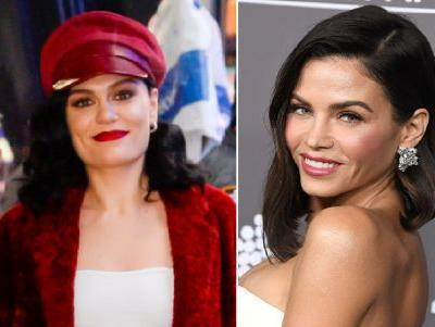 Jenna Dewan Proves She's Not Going To Let Anyone Pit Her Against Jessie J: 'Positive Vibes Only'