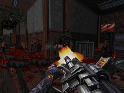 3D Realms introduces FPS throwback title, Ion Maiden