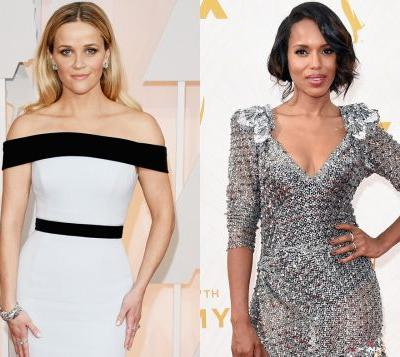 Reese Witherspoon and Kerry Washington's New Show Sounds Like the Next Big Little Lies