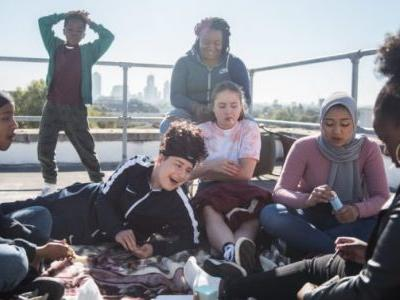 There Have Been Films About Girlhood, But 'Rocks' Is A Miracle