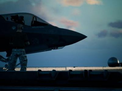 Ace Combat 7: Skies Unknown - New 4K Gameplay Footage Released By Nvidia