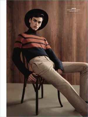 Esquire Turkey Sets the Season with Sleek New Editorial