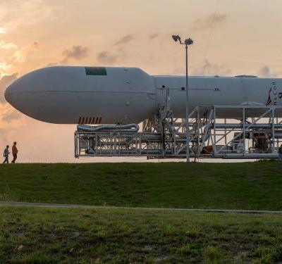 Watch live: SpaceX is about to rocket a bus-sized object into space with a record-breaking launch