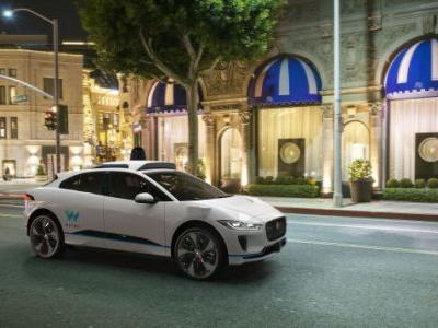 Google's Waymo Partners With Jaguar Land Rover To Build 'Up To' 20,000 Autonomous I-Paces By 2020