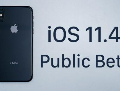 Apple Releases Second Beta of iOS 11.4 for Public Beta Testers