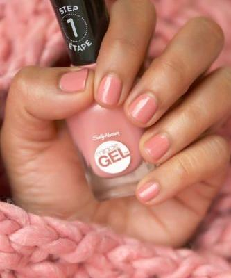 Budget Beauty for $10 or Less: Sally Hansen Miracle Gel in Mauve-olous