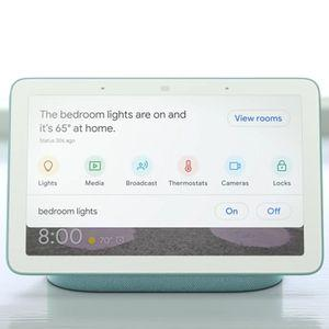 Google Home Hub smart display price cut by $50 at Home Depot