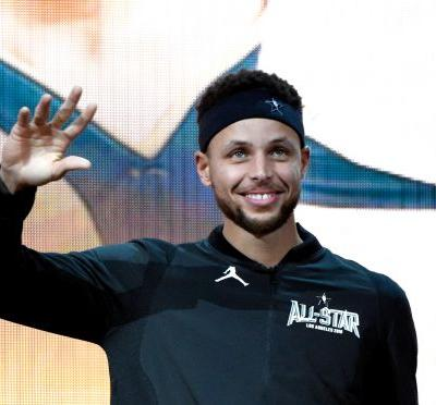 Where Steph Curry fueled up before the NBA All-Star Game
