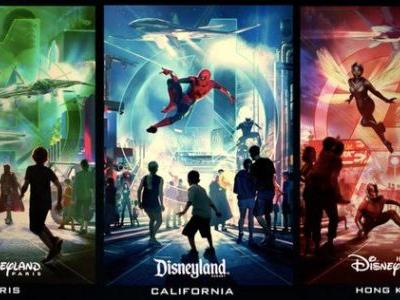 Marvel Land Announced for 3 Disney Parks, Epic New Posters Unveiled