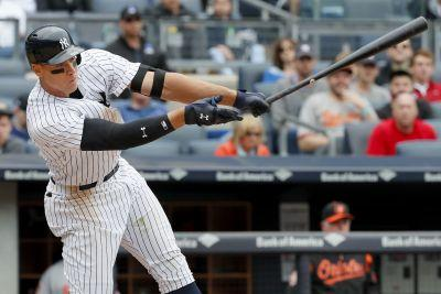 Aaron Judge's huge day did not end how he wanted