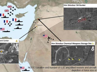 The US used 2 state of the art weapons for the first time in Syria - and it looks like they worked perfectly