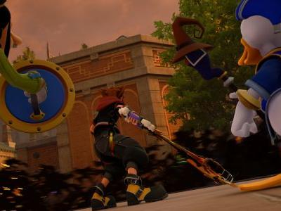 Kingdom Hearts 3's Latest Trailer Focuses on Tangle's Kingdom of Corona