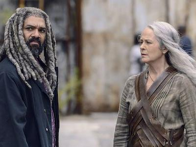 The Walking Dead Showrunner Explains Carol And Ezekiel Shake-Up In Season 9 Finale