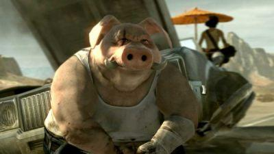 """Beyond Good & Evil 2 - you'll """"hear more on"""" it sometime this year, but not at E3 2017"""