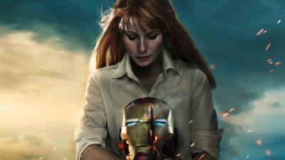 Gwyneth Paltrow Spotted in Latest Avengers 4 Set Photos
