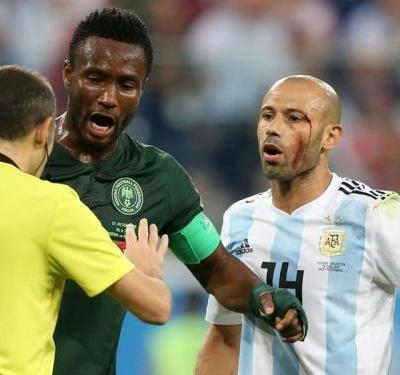 Mascherano pleased for Argentina to fight off 'undeserved' World Cup elimination