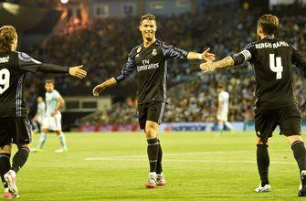 Rested Ronaldo makes all the difference for Real Madrid in its trophy pursuits