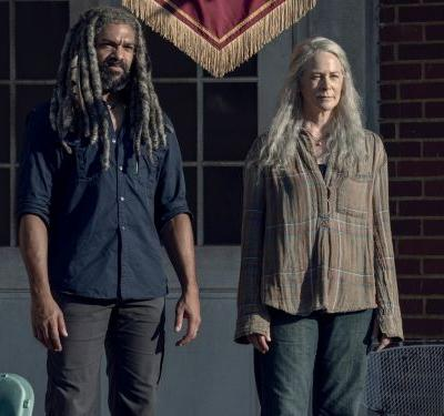 'The Walking Dead's' Khary Payton on whether or not he knows Carol killed a bunch of Saviors: 'I think she kept that to herself'