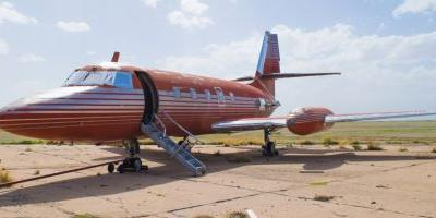 Jet once owned by Elvis Presley sold at auction