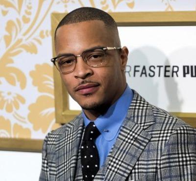 Rapper T.I. arrested outside his gated community near Atlanta