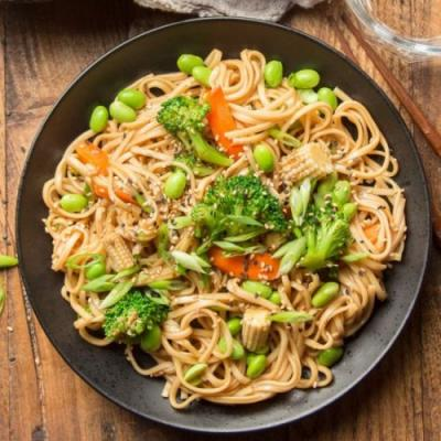 Easy Teriyaki Noodles