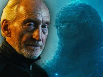 Godzilla: King of the Monsters Outtake Makes Charles Dance More Menacing