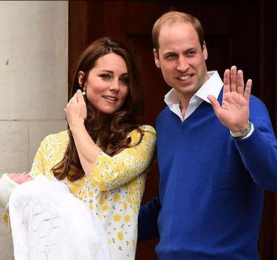 One of the first people to meet Kate Middleton and Prince William's third baby isn't even part of the royal family