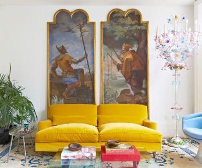 A Look Inside the Eclectic Homes of Seven London Creatives