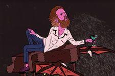 Father John Misty Releases Psychedelic Animated Video For 'Date Night': Watch