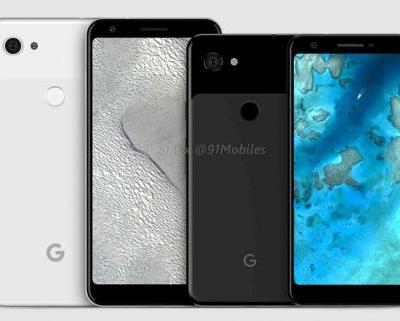 Google Pixel 3 Lite and Pixel 3 Lite XL shown off in renders