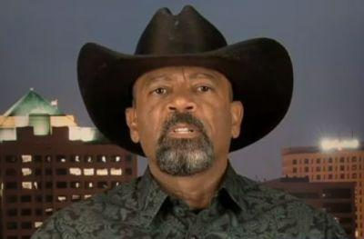 David Clarke May Be Joining the White House Next
