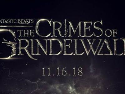 Fantastic Beasts 2 Gets an Official Title & Reveals Young Dumbledore