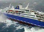 Passengers on 'cruises from hell' tell of near-death experiences including fires and 30ft waves